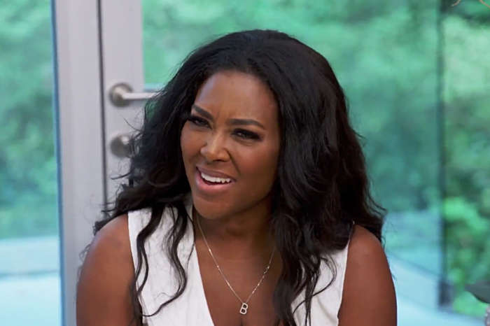 Kenya Moore Rocked A Pink Mini Dress And Had A Night To Remember At Andy Cohen's WWHL