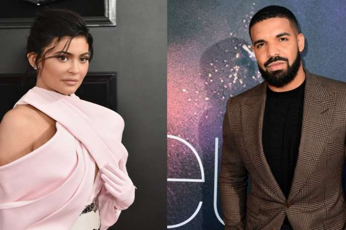 Drake Rocks Hoodie From Kylie Jenner's High School And Lipstick Print Hat - The Romance Rumors Are Back!