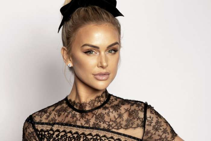 Lala Kent Bonds With Her Fiance's Ex And Their Daughters On Chanukah - See The Clip!