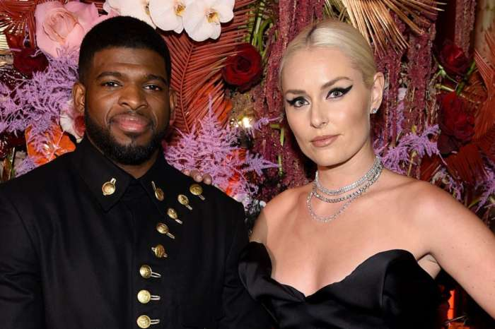 Lindsey Vonn Also Asks Fiance P.K. Subban To Marry Her Months After He Proposed First - Check Out His Ring!