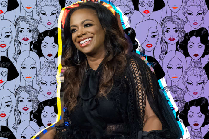 Kandi Burruss Does Her Makeup Using The Kandi Koated Cosmetics Line And Fans Are Here For It