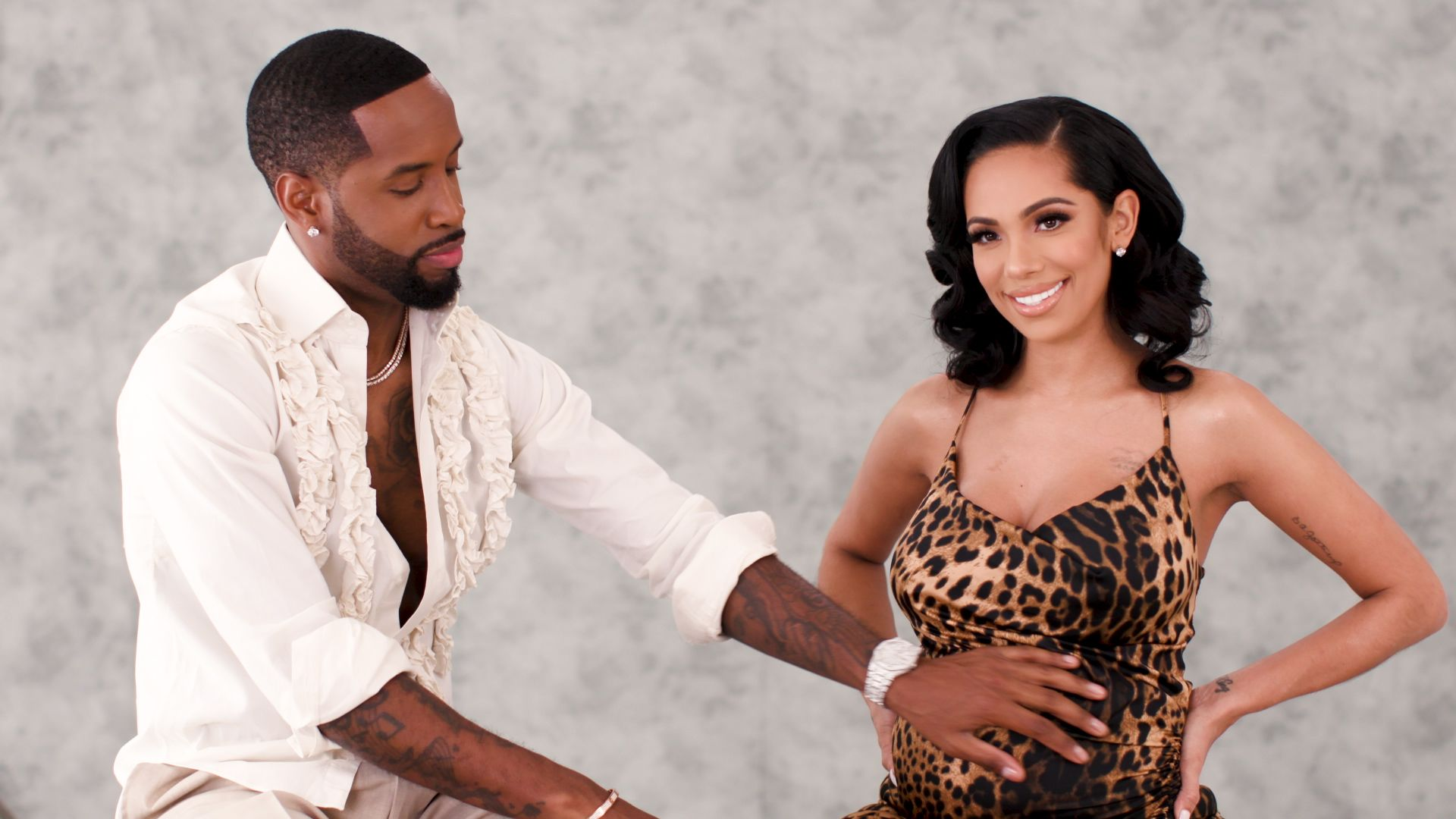 Erica Mena And Safaree's Gang Was Reportedly Involved In A Physical Altercation
