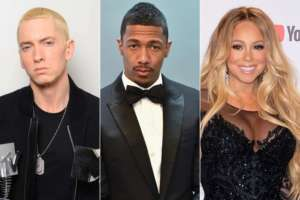 Nick Cannon Claps Back At Eminem Over The Rapper's New Track Dissing Him And Mariah Carey!