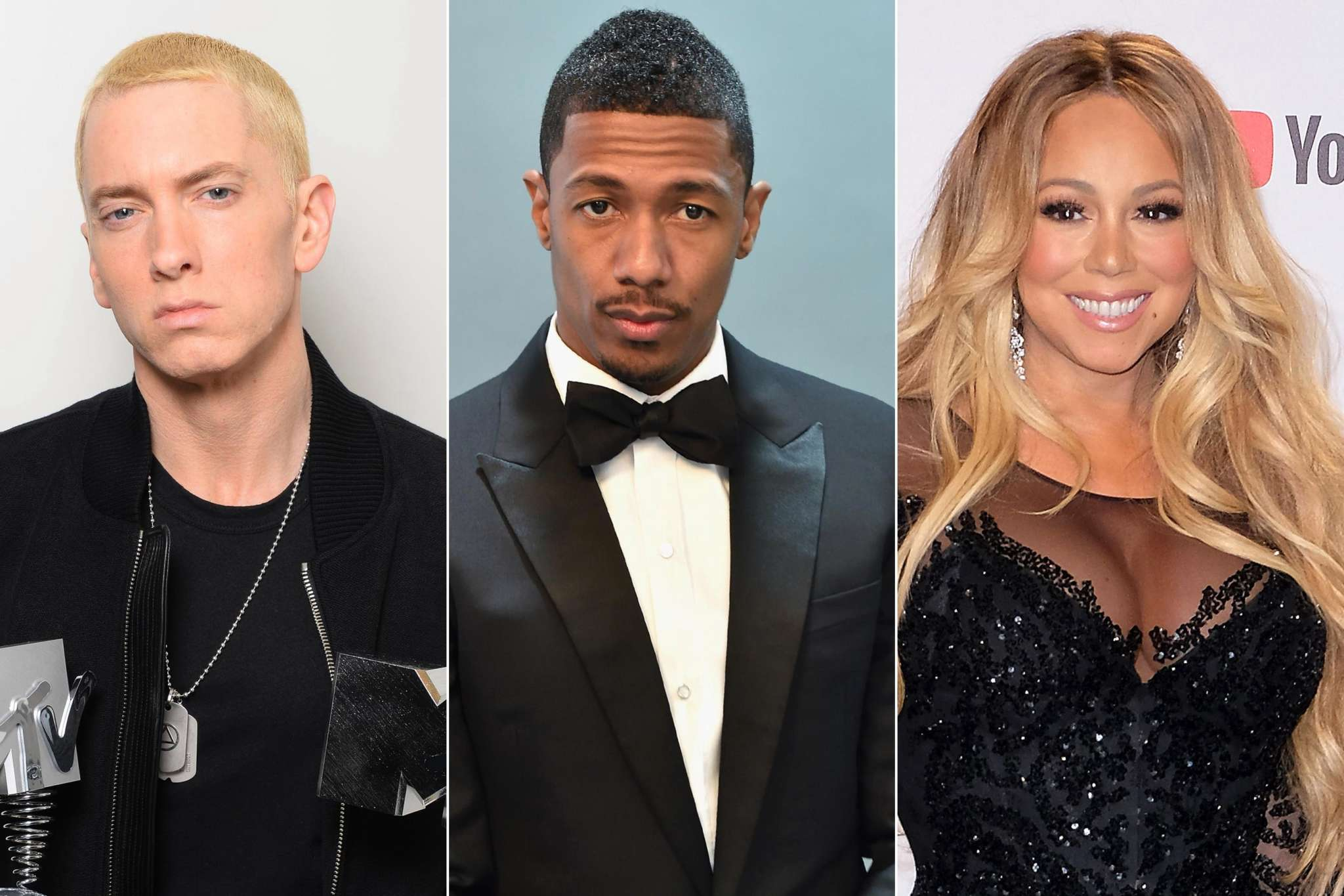 Eminem Is Back To Dissing Nick Cannon On New Track + Nick Responds!