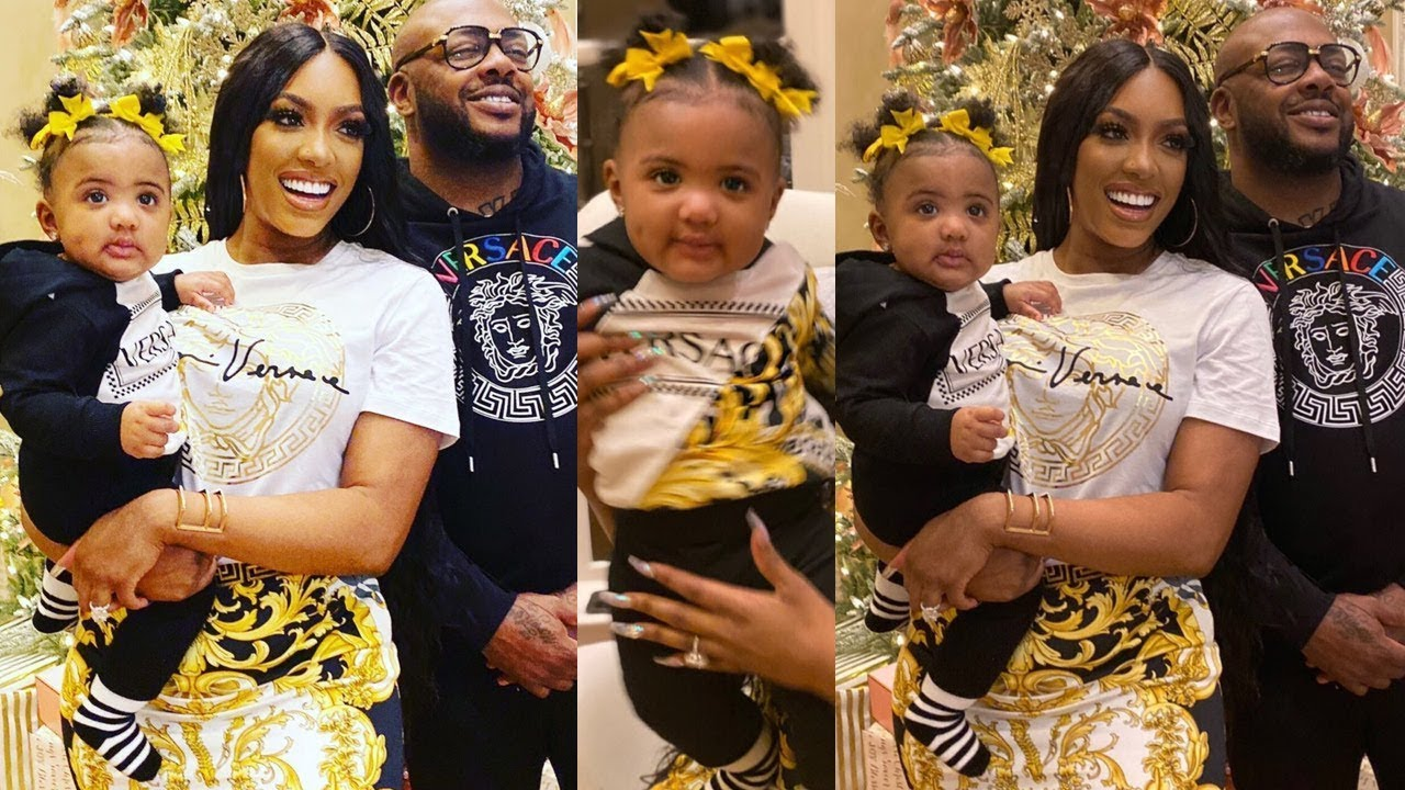 Porsha Williams And Pilar Jhena Look Amazing For Christmas - See The Pics And Clip