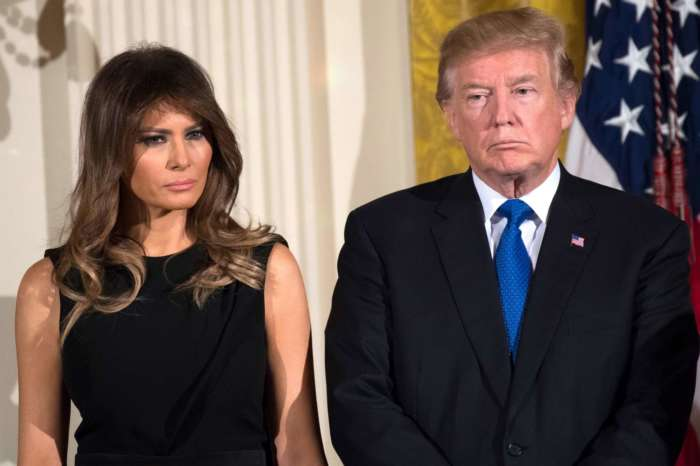 Melania Trump Biography Claims She And Donald Trump Live On Separate Floors At The White House