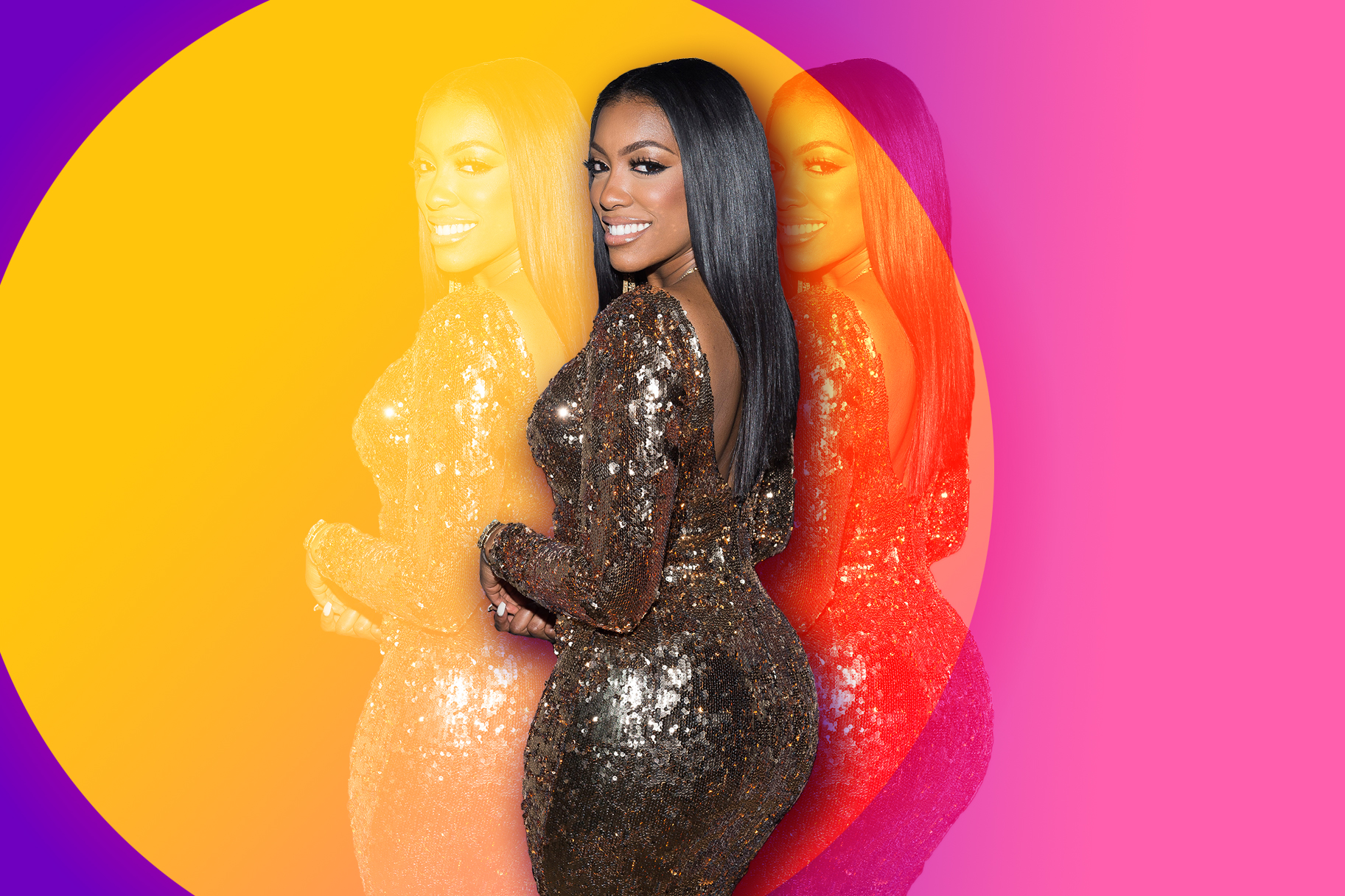 Porsha Williams Leaves 2019 With No Makeup Pics With Her Mom On Their Mexico Vacay