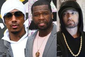 50 Cent Is On Eminem's Side In His Online Feud With Nick Cannon - Check Out His Message