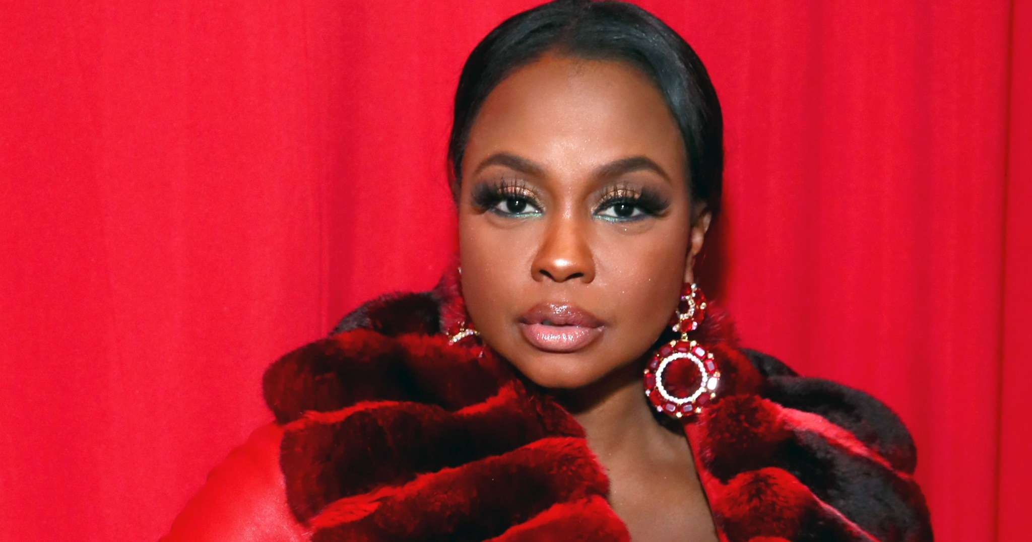 Phaedra Parks Shows Off Her Black Christmas Tree - See The Family Pic