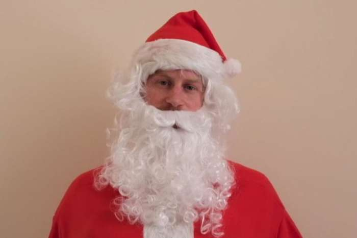 Prince Harry Delivers Heartwarming Message At A Charity Event Dressed Up As Santa!