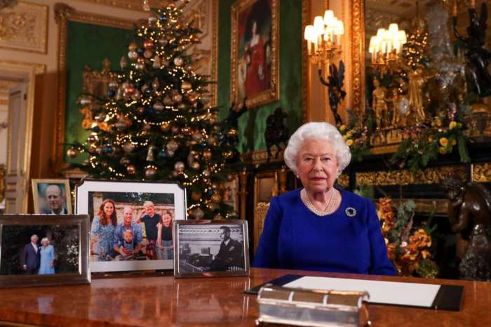 Queen Elizabeth's Christmas Speech Snubs Prince Harry And Meghan Markle This Year!