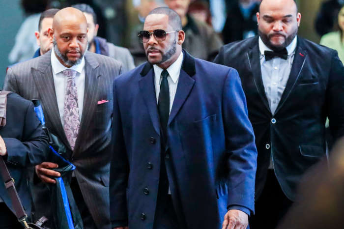 R. Kelly Is Reportedly Charged For Allegedly Bribing A Public Official In 1994 - Aaliyah Is Involved In The Story