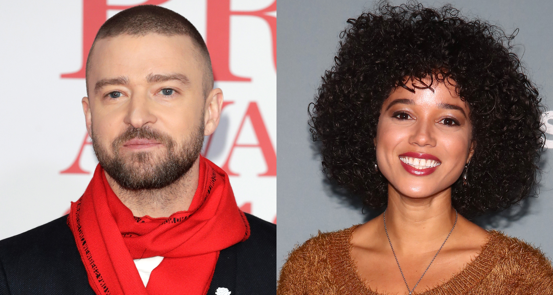 Justin Timberlake Shares Statement Apologizing For Holding Alisha Wainwright's Hand