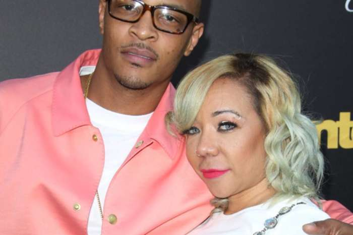 Tiny Harris Looks Gorgeous With T.I. By Her Side - Check Out Their Elegant Look