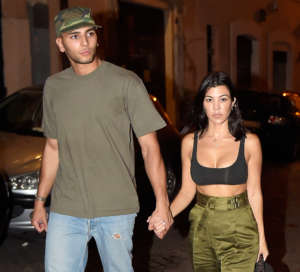 KUWK: Kourtney Kardashian And Younes Bendjima Reunite At Miami Party - Eyewitness Says They 'Looked Like A Couple!'