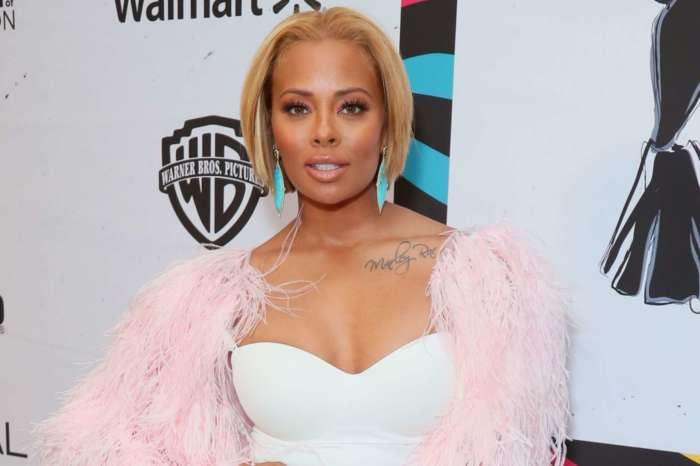 Eva Marcille's Snatched Waist Has Fans Praising Her Naturally Gorgeous Figure
