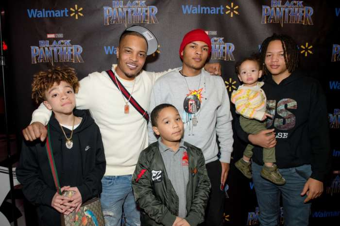 T.I. Praises His Boys On Social Media: 'You Represent Different Parts Of Me' - See His Loving Message