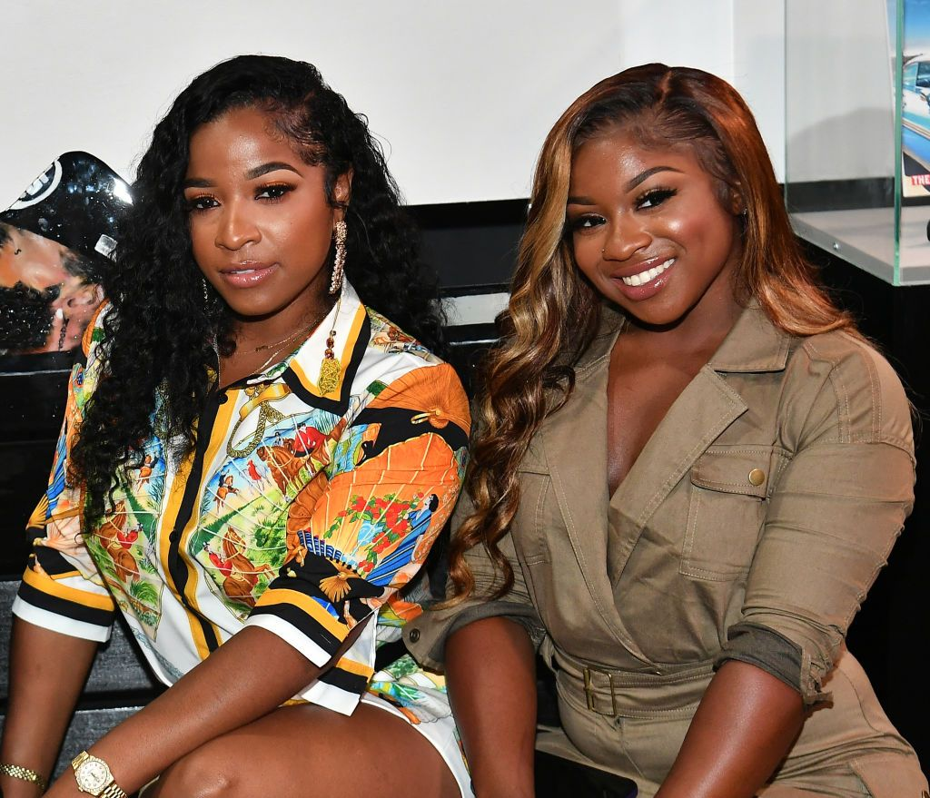 Toya Johnson's Daughter Reginae Carter Tells Fans How To Become The Best Version Of Themselves
