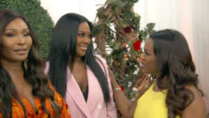 Kandi Burruss Celebrates Kenya Moore's Birthday And The Ladies Look Gorgeous