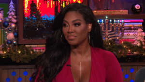 Kenya Moore Addresses Hair Haters On RHOA Who Are 'In Full Force' - Check Out Her Message