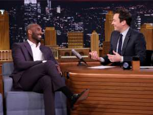 Jimmy Fallon Is Overwhelmed By Emotion As He Remembers Kobe Bryant - See The Video