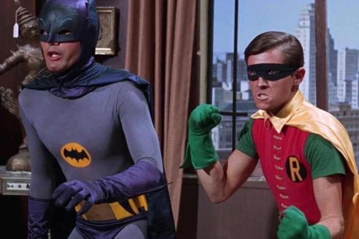 Holy Shrinkage! Batman's Robin, Burt Ward, Was Prescribed  Medication To Shrink His Manhood For TV