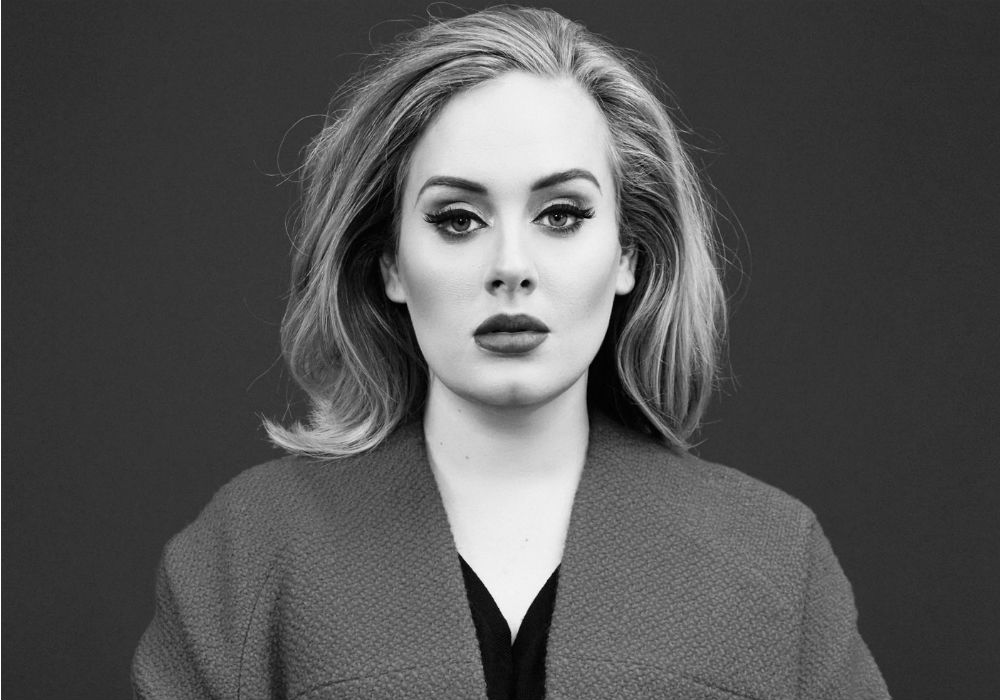 Adele Is On Vacation With Harry Styles In Anguilla And Proudly Reveals To Fellow Vacationer Just How Much Weight She's Lost