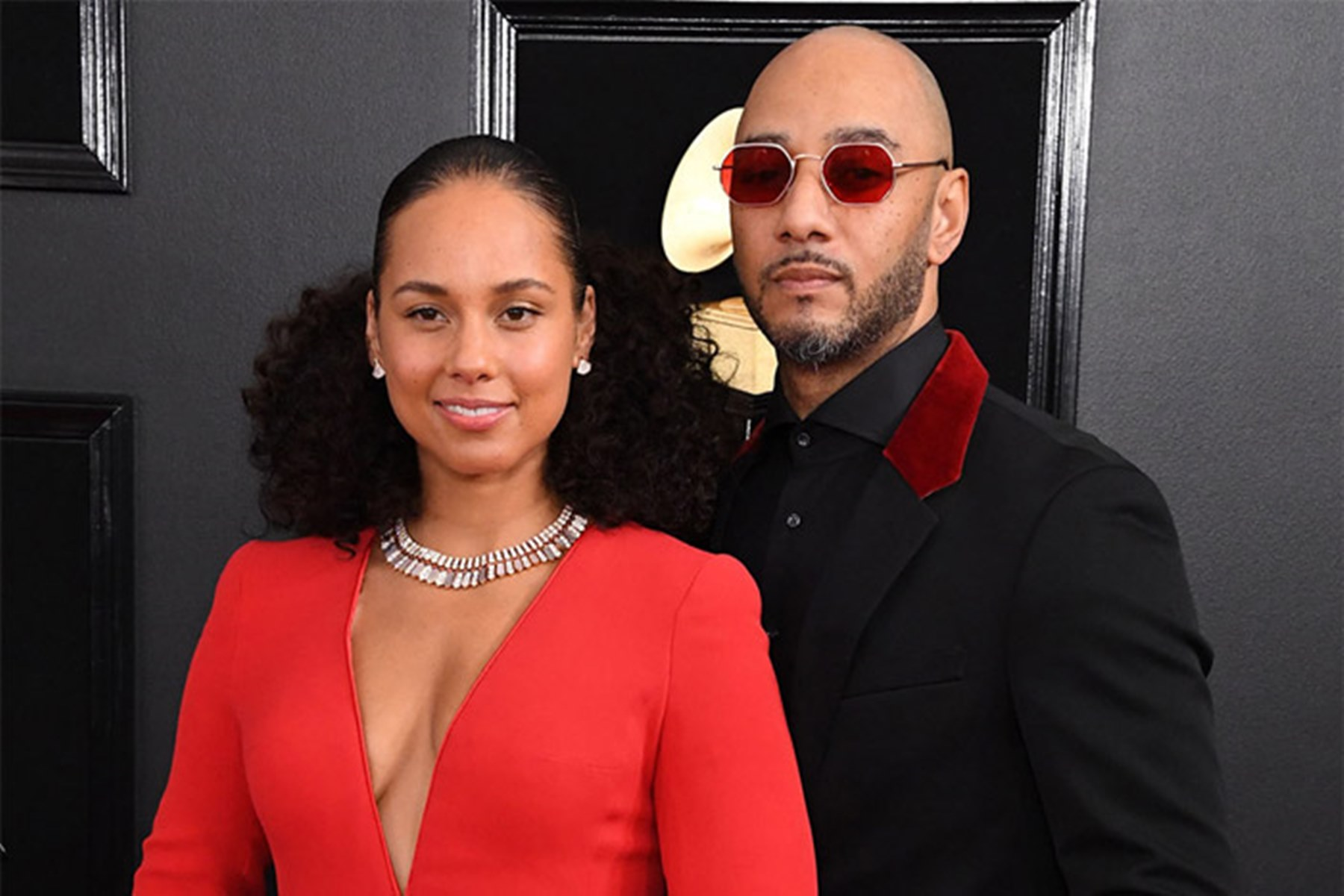 Alicia Keys Swizz Beatz Baby Mama