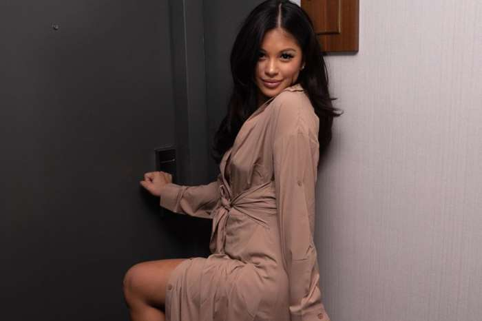 Chris Brown's Baby Mama, Ammika Harris, Is Criticized For Her Weight In This Photo; She Responds As Fans Show Her Love