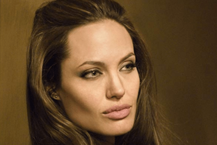 Is Angelina Jolie Going Overboard With Botox And Fillers Because Of Brad Pitt And Jennifer Aniston?