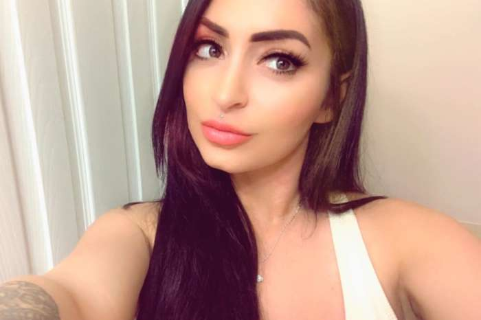 Angelina Pivarnick Nearly Unrecognizable In New Photos -- Jersey Shore Star Slams Trolls Who Claim Plastic Surgery