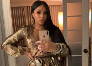 Jamie Foxx Had This Epic Reaction After Ashanti Posted These Photos Wearing A Diamond Bathing Suit
