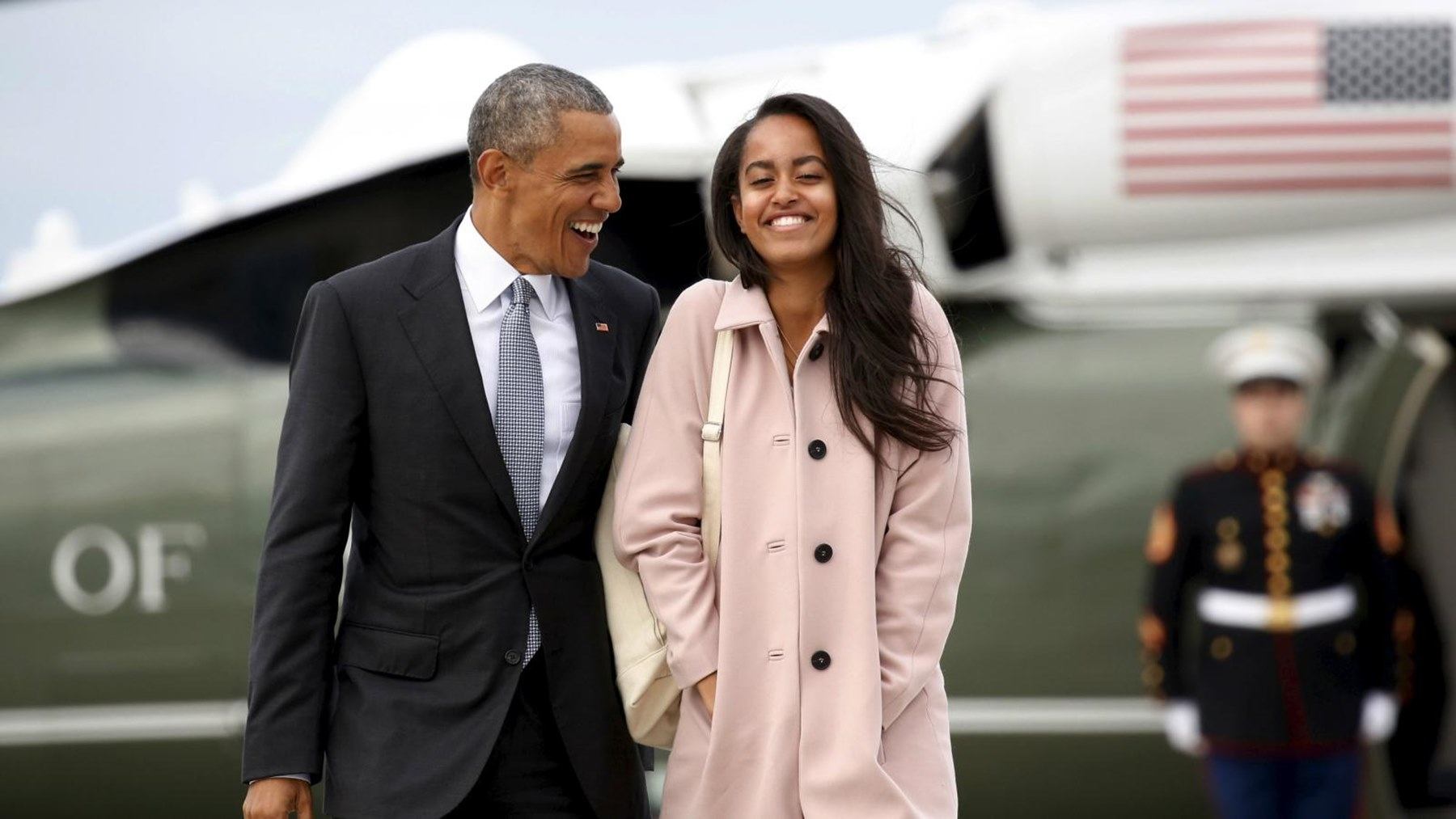 """barack-obamas-eldest-daughter-malia-obama-explores-london-with-her-boyfriend-rory-farquharson-in-sweet-photos-amidst-reports-that-the-romance-is-getting-more-serious"""