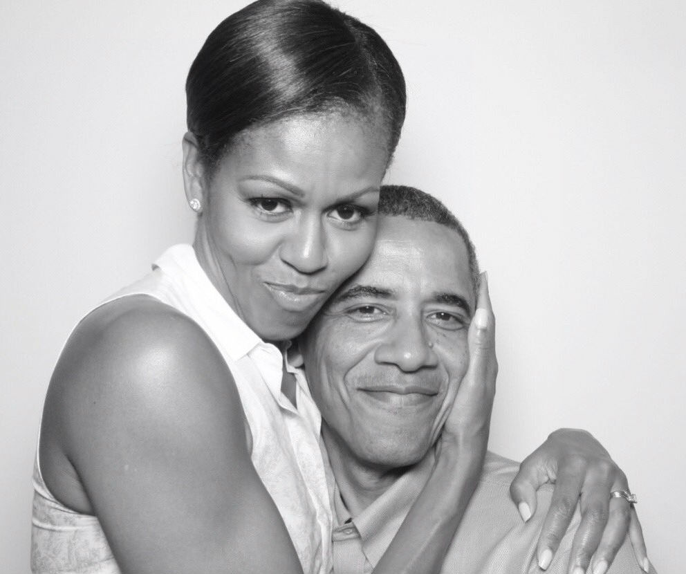 Barack Obama Posts Sweet, Candid Photos To Celebrate Michelle Obama's Birthday