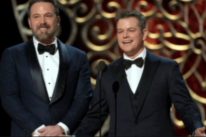 Ben Affleck's Bad Boy Ways Impacting Matt Damon's Marriage, Says Report