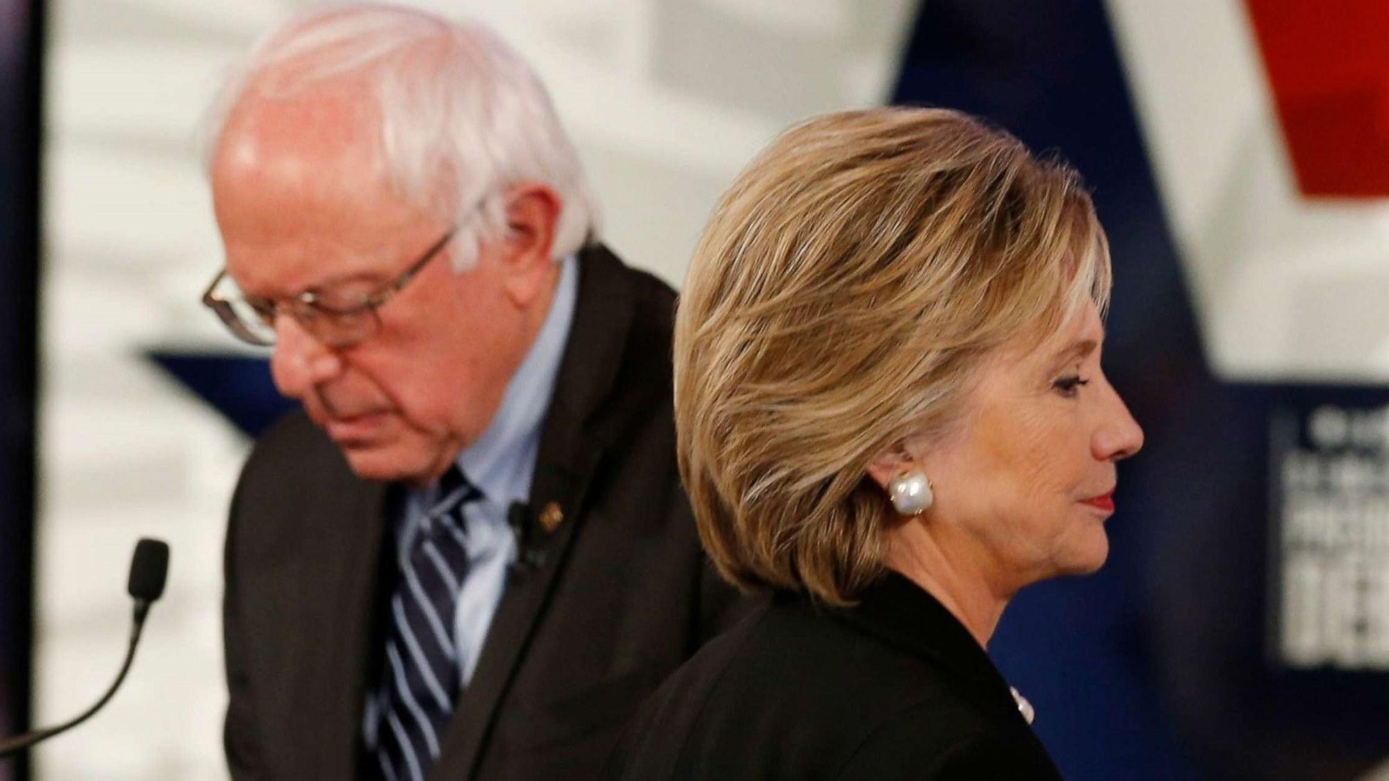 Bernie Sanders Hillary Clinton Docuseries