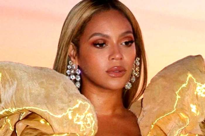 Beyonce Wore Over 300 Carats Worth Of Lorraine Schwartz Diamonds At The Golden Globes