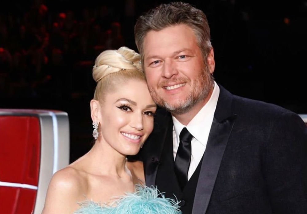 Blake Shelton & Gwen Stefani To Perform Duet At Grammy Awards