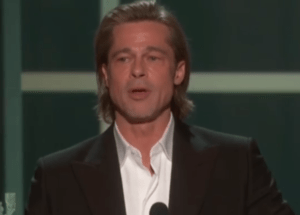 Brad Pitt Takes A Few Shots At Angelina Jolie Before Getting Close With Jennifer Aniston Backstage