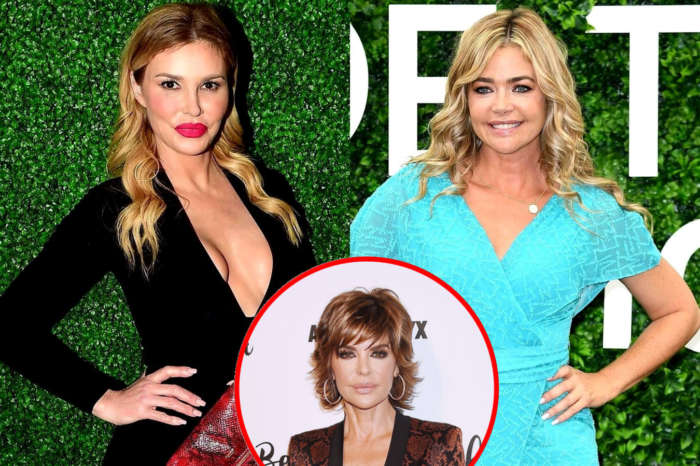 Denise Richards And Lisa Rinna Have A Huge Argument Over The Whole Brandi Glanville Affair Rumor!