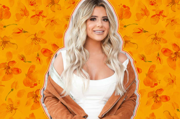 Brielle Biermann Is Starting A New Year With A New Look - She's Dissolving Her Lip Fillers