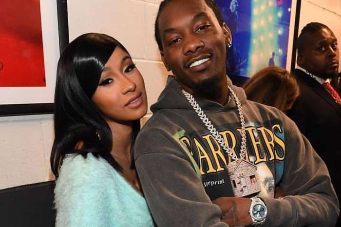 Cardi B And Offset Pose For This Provocative Photo That Makes People Say True Love Exists And She Will Soon Announce She Is Pregnant With Baby Number 2