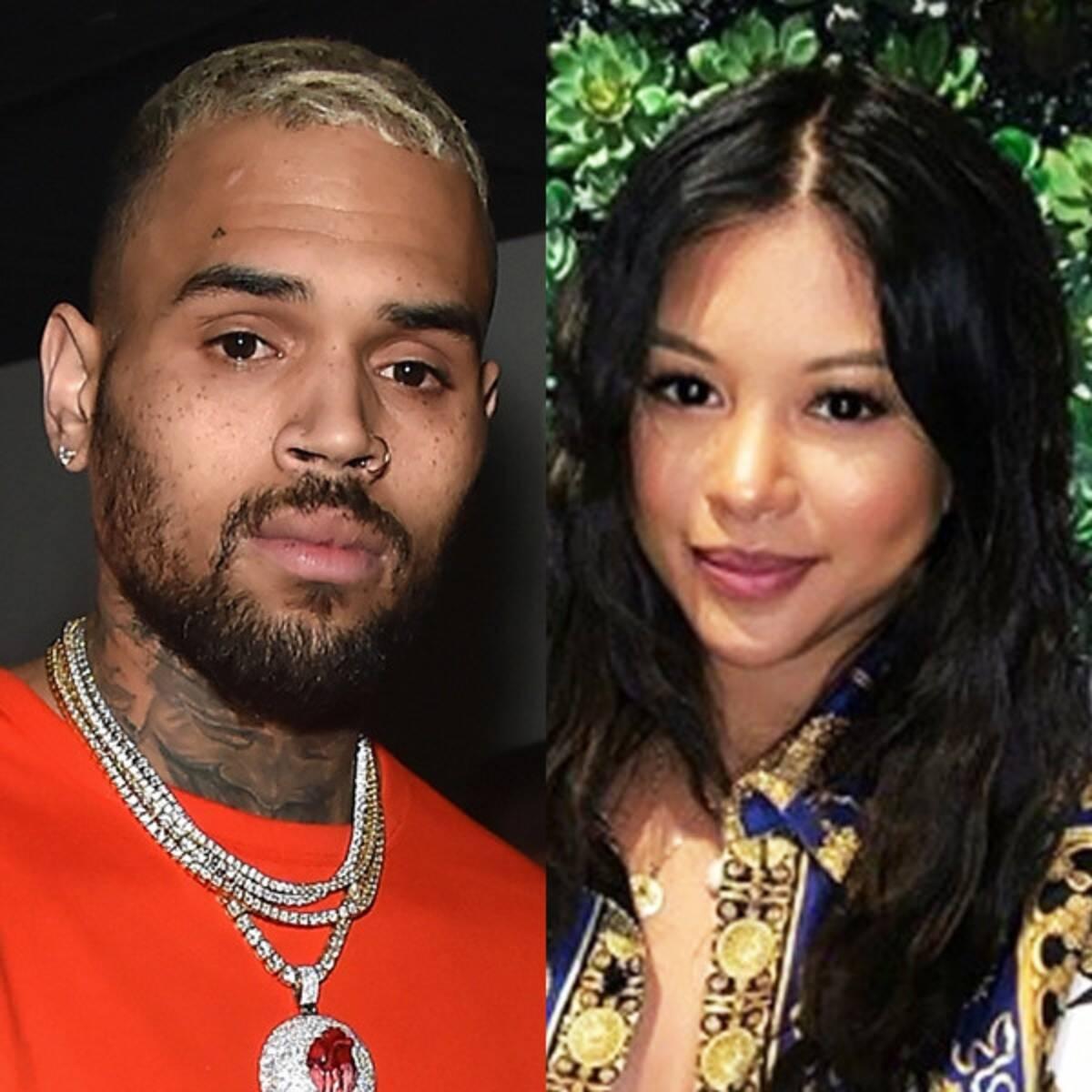 Chris Brown And Ammika Harris Got Secretly Married? - Here