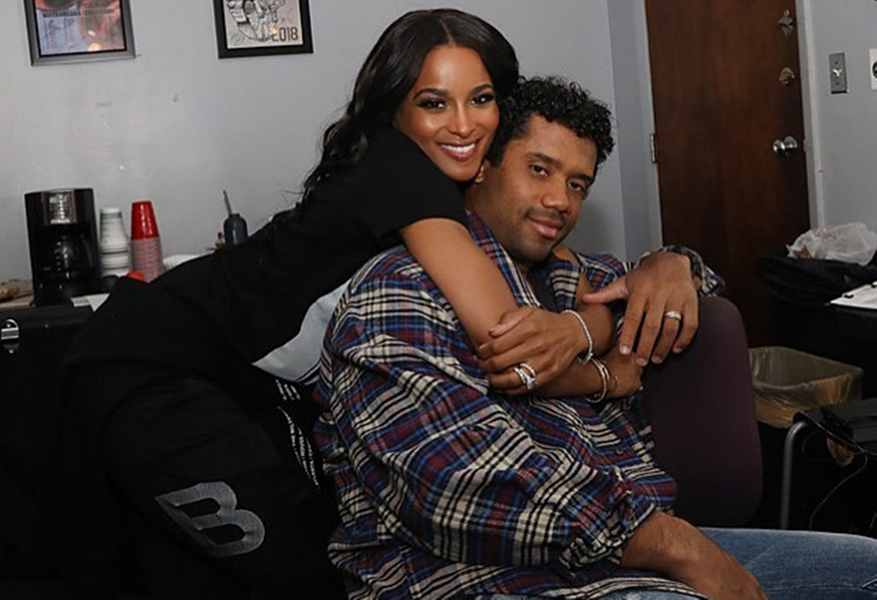 Cia Russell Wilson Baby Number 3 Rumors