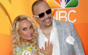 Ice-T's Wife, Coco Austin, Breaks The Internet In Rainbow Bathing Suit Photos -- Fans Say She Looks Like A Thick Candy