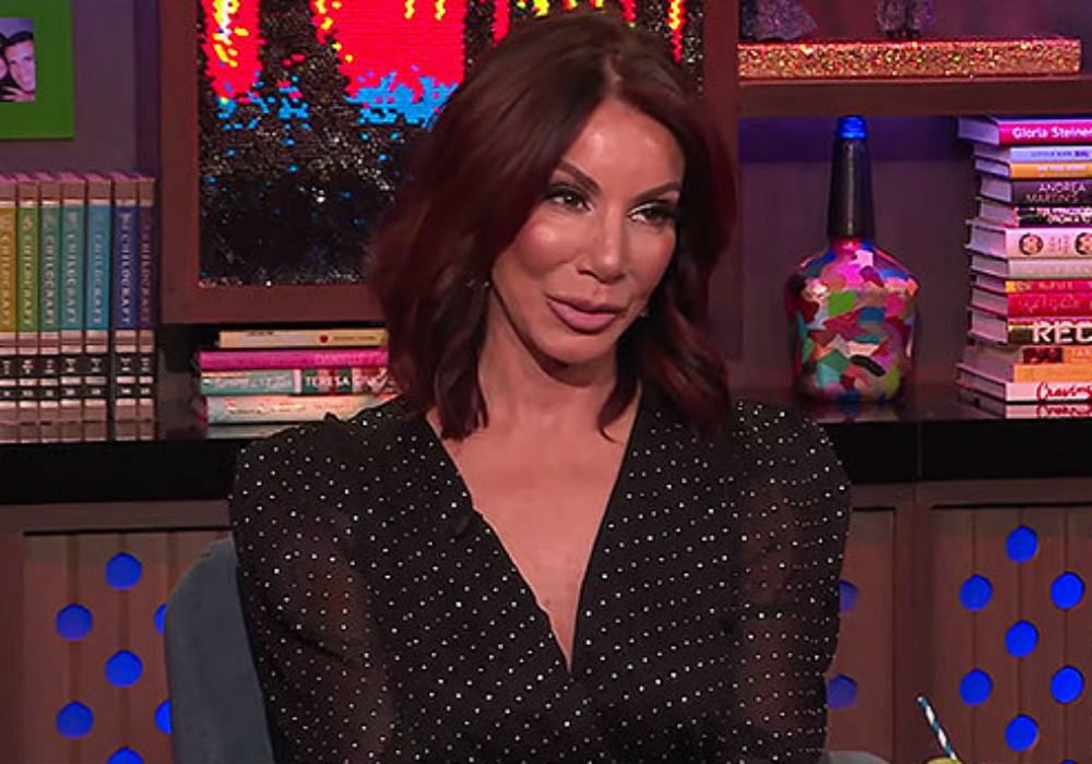 Danielle Staub Announces She's Leaving Real Housewives of New Jersey And Starting Her Own Project That Makes Her 'Heart Happy'