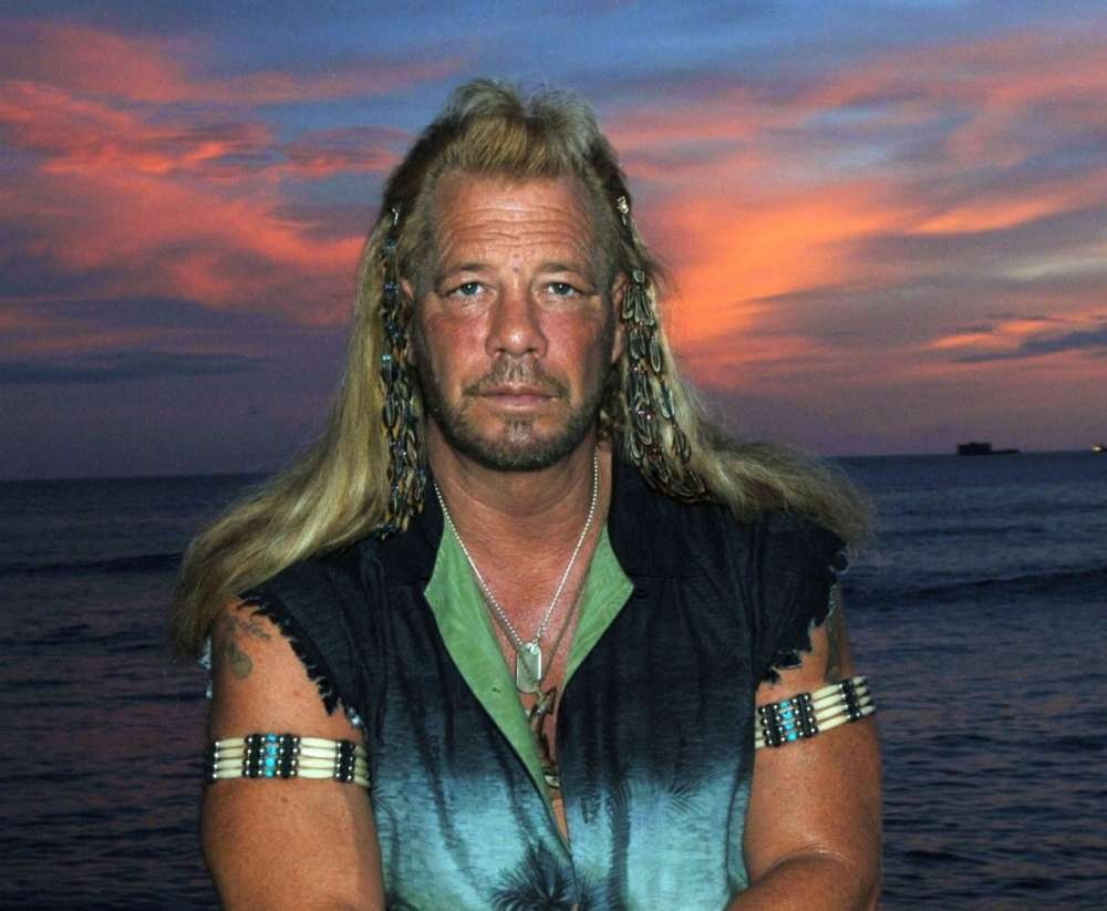 Dog the Bounty Hunter Proposes to New Girlfriend on TV