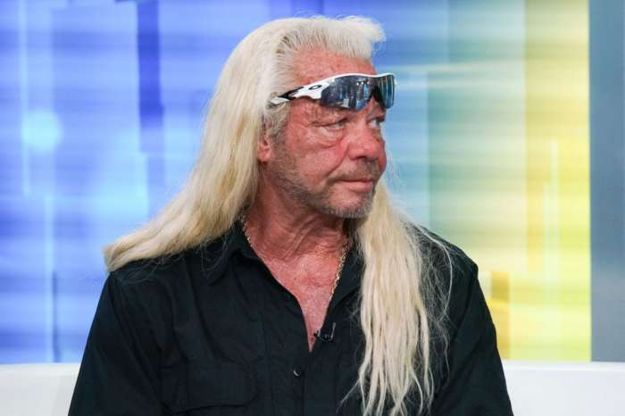 Dog The Bounty Hunter Will Not Be Getting Rid Of His Lady Friend Regardless Of How His Daughter Feels
