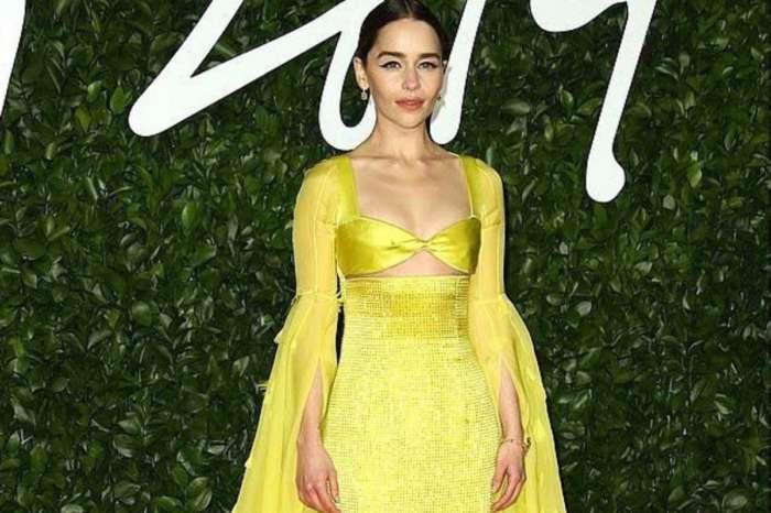 Emilia Clarke's Hemline Slammed As People Sound Off About Renee Zellweger's Drab Red Carpet Fashion