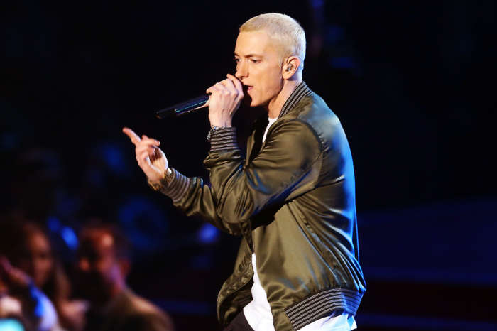 Eminem Honors 50 Cent On Hollywood Walk Of Fame - Eminem Is Happier To Be A Friend Than An 'Enemy'